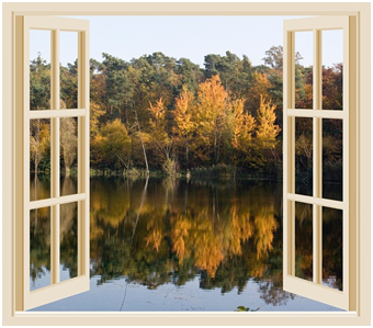 Care for your Vacation Home Windows