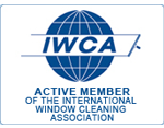International Window Cleaning Association logo