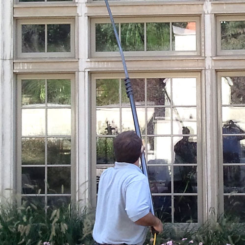 Residential Window Cleaning Experts