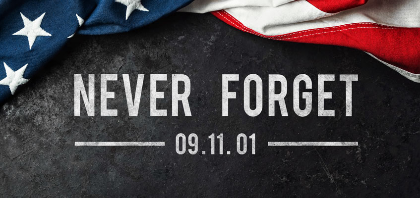 Never Forget 9.11.2001