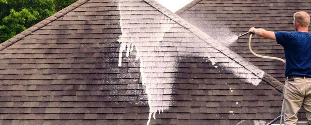 Eco-Friendly Soft Washing for Your Home Siding or Roof