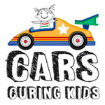 Cars Curing Kids logo