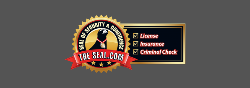 The Seal banner