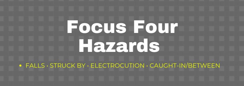 OHSA Focus Four Campaign