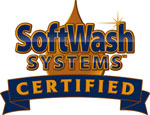 SoftWash Systems Certified Logo