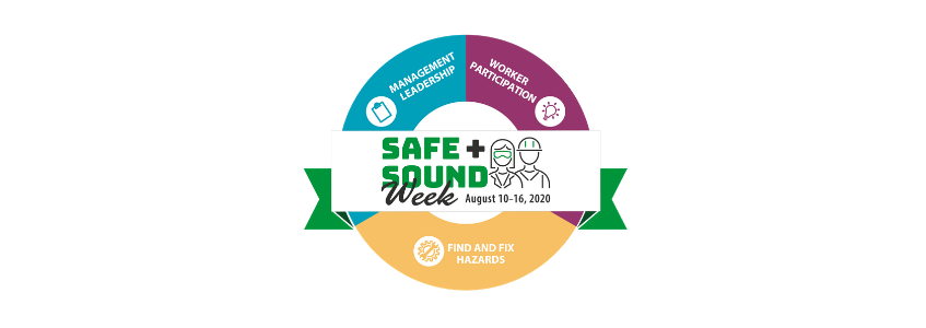 Safe+Sound Week 2020