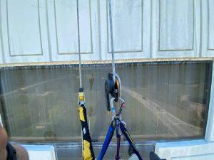 Window Before Window Washing