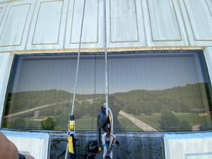 Window After Window Washing