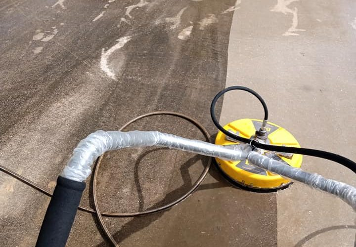 Residential and Commercial Pressure Washing Near Me